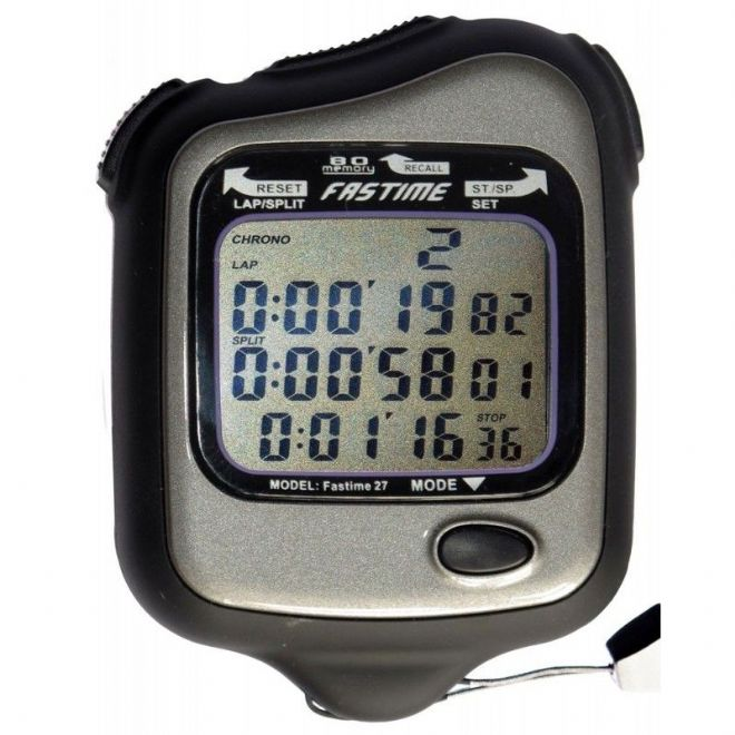 Fastime 27 Stopwatch (80 Lap Memory) - Saturn Stopwatches